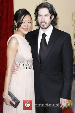 Jason Reitman and wife Michele Lee The 82nd Annual Academy Awards (Oscars) - Arrivals at the Kodak Theatre Hollywood, California...