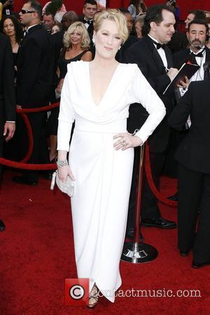 Academy Of Motion Pictures And Sciences, Meryl Streep