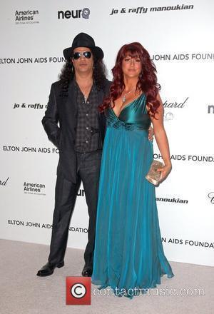 Slash and Elton John