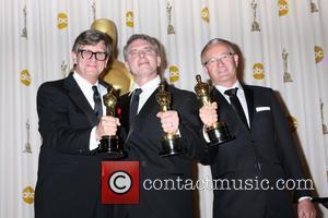Art directors (L-R) Rick Carter