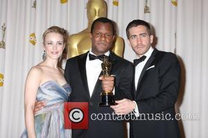 Rachel Mcadams, Geoffrey Fletcher and Jake Gyllenhaal