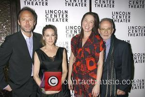 John Benjamin Hickey, Sarah Jessica Parker, Elizabeth Marvel and Ron Rifkin  Opening night after party for the Lincoln Center...