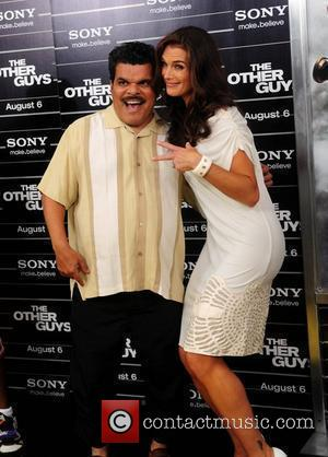 Luis Guzman and Brooke Shields New York Premiere of 'The Other Guys' held at Ziegfeld Theater New York City, USA...