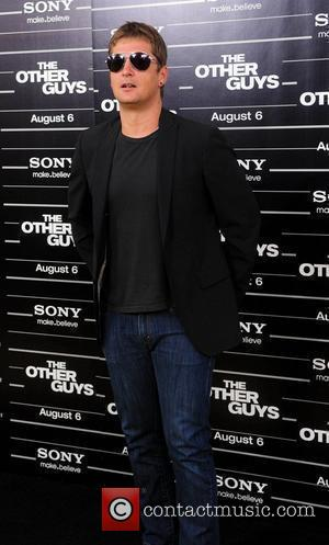Rob Thomas New York Premiere of 'The Other Guys' held at Ziegfeld Theater New York City, USA -02.08.10