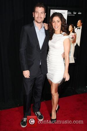 Ana Ortiz and Husband Noah Lebenzon
