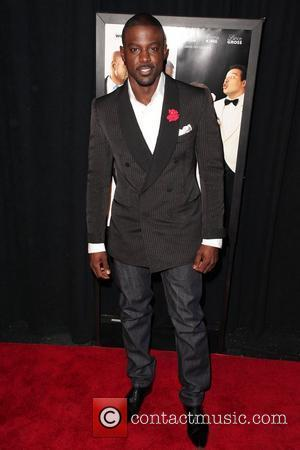 Lance Gross Premiere of 'Our Family Wedding' at AMC Loews Lincoln Square - Arrivals New York City, USA - 09.03.10