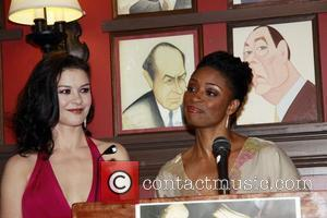Catherine Zeta Jones and Montego Glover