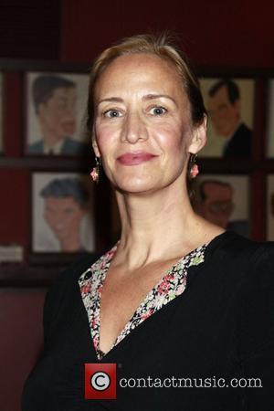 Janet McTeer Outer Critics Circle Theatre Awards held at Sardi's restaurant. New York City, USA - 27.05.10