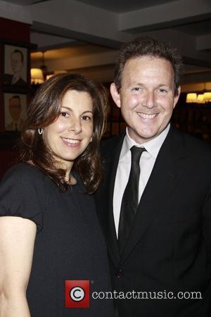 John Logan Outer Critics Circle Theatre Awards held at Sardi's restaurant. New York City, USA - 27.05.10