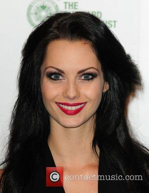 Jessica Jane Clement The Outward Bound Fundraising Dinner at Battersea Evolution London, England - 19.11.10