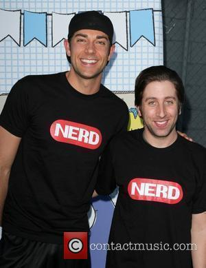 Zachary Levi, Henry Fonda, Simon Helberg and The Music