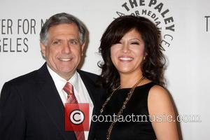 Les Moonves, Al Michaels, Julie Chen and Mary Hart