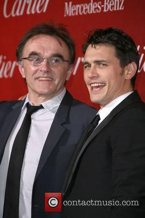 Danny Boyle and James Franco 2011 Palm Springs International Film Festival Awards Gala Presented by Cartier held at the Palm...
