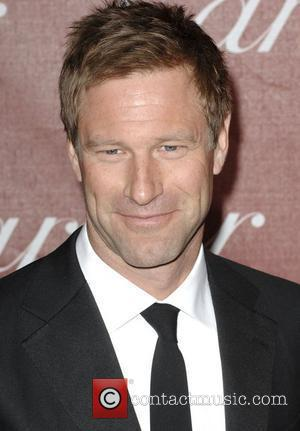 Aaron Eckhart 2011 Palm Springs International Film Festival Awards Gala Presented by Cartier held at the Palm Springs Convention Center...