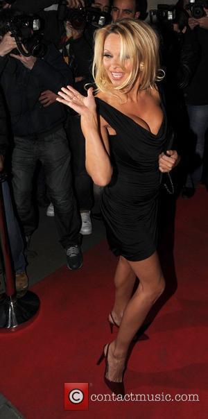 Pamela Anderson and Aqua