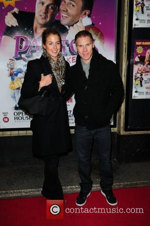 Gemma Atkinson, Guest 'Pantos on Strike' at the Opera House Manchester - Arrivals Manchester, England - 16.11.10
