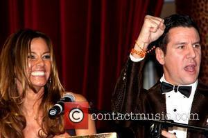 Kelly Bensimon and Peter Davis