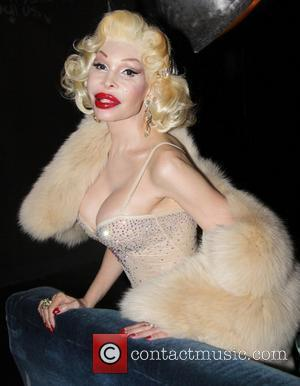 Amanda Lepore Sixth Annual Paper Nightlife Awards held at Good Units at the Hudson Hotel. New York City, USA -...