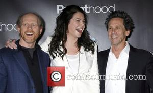 Ron Howard and Lauren Graham