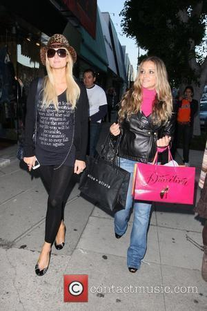 Paris Hilton and Brooke Mueller