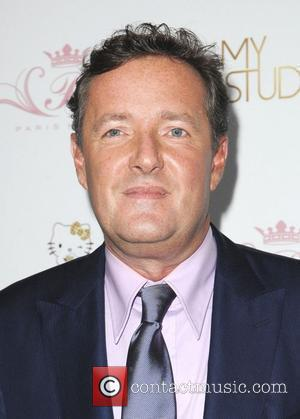 Piers Morgan launches her new frangrance 'Tease' at 'MyStudio nightclub' in Hollywood Los Angeles, California - 10.08.10