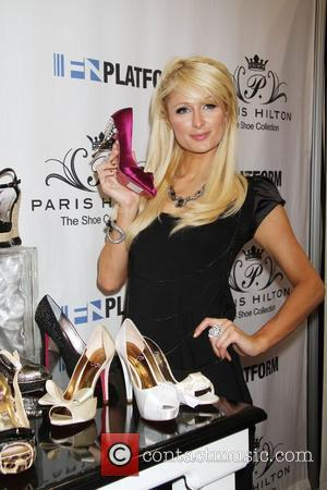 Paris Hilton and Las Vegas