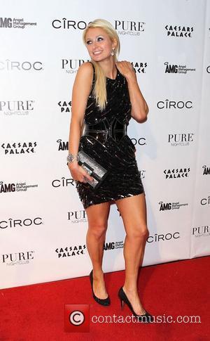 Paris Hilton, Caesars, Las Vegas and Playboy