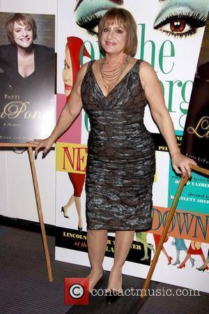 Patti LuPone Book Party for 'Patti LuPone: A Memoir' held at the Vivian Beaumont Theater Lobby New York City, USA...