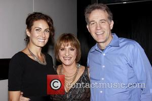 Laura Benanti, Patti LuPone and Boyd Gaines Book Party for 'Patti LuPone: A Memoir' held at the Vivian Beaumont Theater...