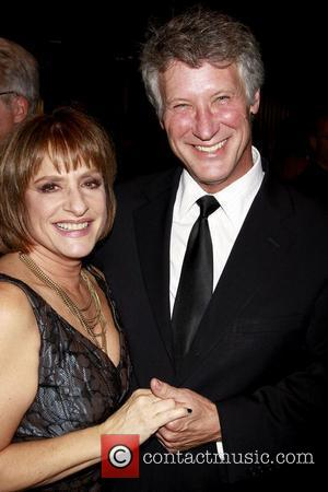 Patti LuPone and her husband Matthew Johnston Book Party for 'Patti LuPone: A Memoir' held at the Vivian Beaumont Theater...
