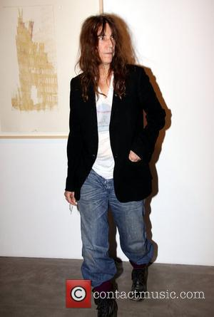 Patti Smith 'Objects of Life' opening reception at Robert Miller Gallery New York City, USA - 06.01.10
