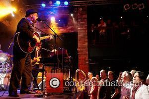 Paul Carrack performing at The Brook in Southampton  Southampton, England - 17.11.10