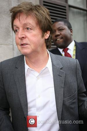 Mccartney's 'Tour Bus Attacked By Mexican Mob'