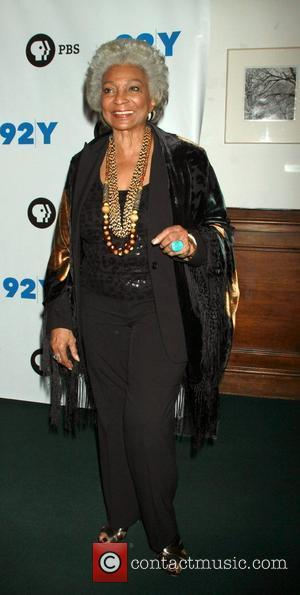 Nichelle Nichols at the 92Y promoting the new season of PBS Pioneers of Television New York City, USA - 16.01.11