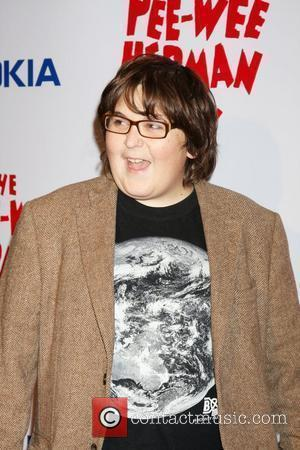 Andy Milonakis at the opening night of the 'Pee-Wee Herman Show' held at the Club Nokia Los Angeles, USA -...