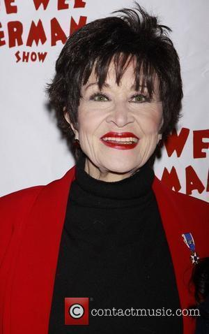 Chita Rivera  Opening night of the Broadway production of 'The Pee-Wee Herman Show' at the Stephen Sondheim Theatre -...