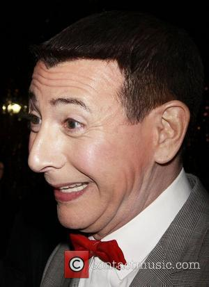 Paul Reubens as Pee-Wee Herman Opening night of the Broadway production of 'The Pee-Wee Herman Show' - after party held...