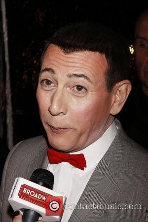 Paul Reubens and Pee Wee Herman