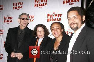 Richard Belzer, Fran Lebowitz, S. Epatha Merkerson Opening night of the Broadway production of 'The Pee-Wee Herman Show' - after...