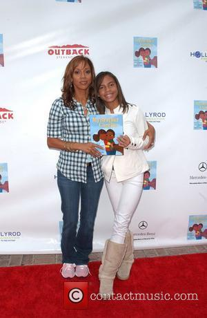 Holly Robinson Peete and Daughter Ryan Elizabeth Peete