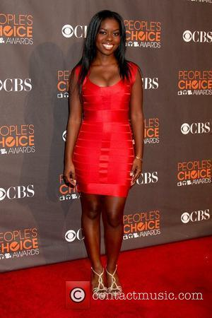 Camille Winbush People's Choice Awards 2010 held at the Nokia Theatre L.A. Live - Arrivals Los Angeles, California - 06.01.10