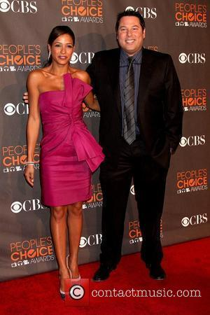 Dania Ramirez and Greg Grunberg
