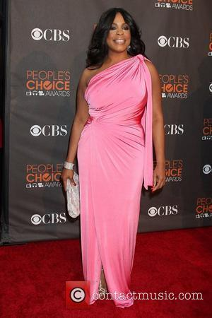 Niecy Nash People's Choice Awards 2010 held at the Nokia Theatre L.A. Live - Arrivals Los Angeles, California - 06.01.10