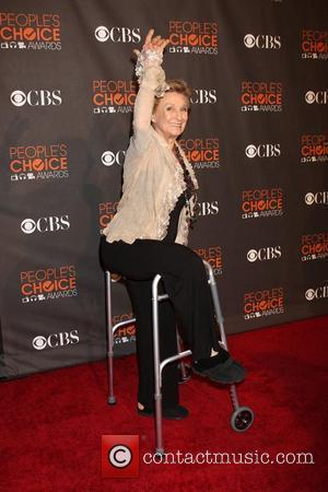 Cloris Leachman People's Choice Awards 2010 held at the Nokia Theatre L.A. Live - Arrivals Los Angeles, California - 06.01.10