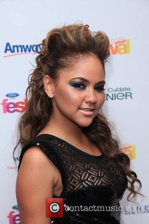 Kat DeLuna  'People En Espanol' celebrates Hispanic heritage month - held at the Marriot Marquis Hotel in Times Square...