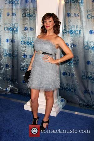 Autumn Reeser 2011 People's Choice Awards at Nokia Theatre L.A. Live - Arrivals Los Angeles, California - 05.01.11