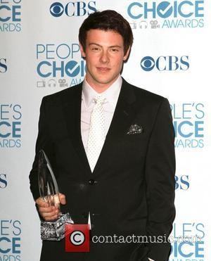 Cory Monteith 2011 People's Choice Awards held at Nokia Theatre L.A. Live - Press Room Los Angeles, California - 05.01.11