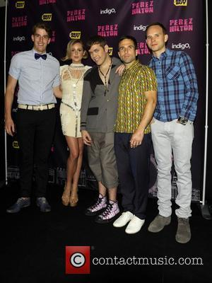 Hoosiers and Diana Vickers