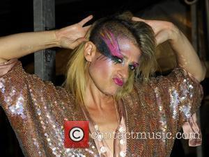Peaches Perez Hilton's - One Night Only at Indigo O2 London, England - 03.07.10
