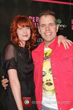 Perez Hilton, Florence And The Machine and Florence Welch